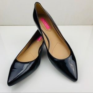 Isaac Mizrahi Gabriel Patent Leather Pump Size 8M